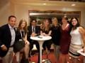El equipo de Telemundo Internacional liderado por su presidente, Marcos Santana, organizó con éxito su primer screening durante NATPE Europe y planea