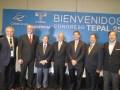Tepal 15 D1 Gran panel inaugural con todos los países