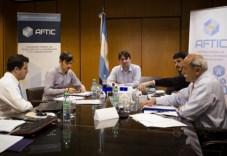 AFTIC reunión de directorio