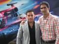 ACE Mx Paris Rodrigo y Pedro Miguel Musi, socio y director de F1 FanZone México