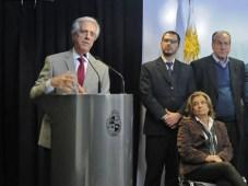 Uruguay Tabaré Vázquez