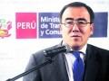 Perú José Gallardo Ku, ministro Transporte y Comunicaciones