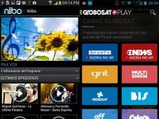 Brasil OTT Niibo y Globosat Net