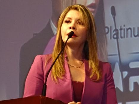 Teresita Palacios, presidente de conatel