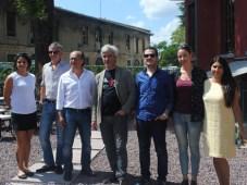 Los distribuidores anunciaron varias sorpresas para MIPCOM: Sibel Levendoğlu, Can Okan y Ahmet Ziyalar de ITV Inter Medya; Mehmet Demirhan, TRT; Emre