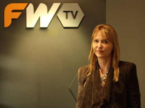 Gloria Vailati, cofundadora, FWTV