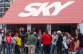 Sky Brasil tienda