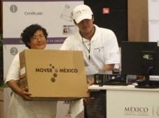 Entrega de TDT Tijuana Mexico