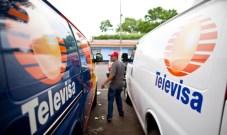 Televisa camionetas