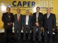 Caper 15 D1 Juan Carlos Guidobono, Juan García Bish, Darío Oliver, Ariel Graizer y Diego Rodriguez