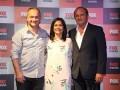 Fox Media Arg Pablo Cancelliere, Cristina Furelos y Sergio Veiga