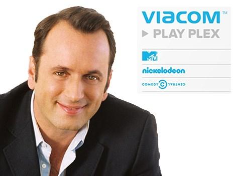Viacom Play Plex Pierluigi Gazzolo