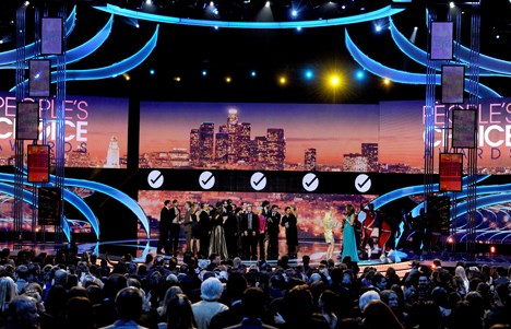 Warner People's Choice Awards