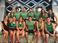 El equipo verde, en la sexta temporada de Combate