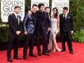 TNT transmite los Golden Globe Awards el 10 de enero