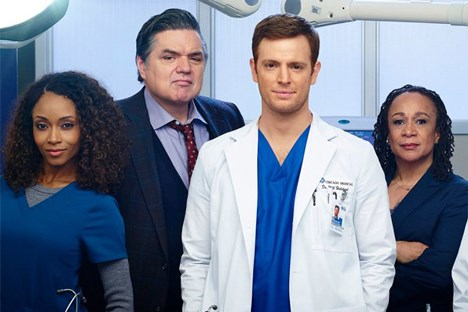 Universal Channel Chicago Med