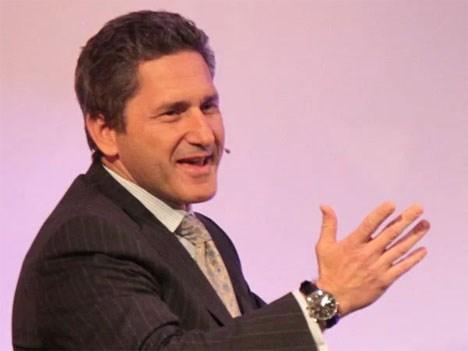 Mike Fries, CEO de Liberty