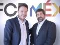 Eric Descombes, CEO de FCB México, y Aurelio Lopes, presidente de FCB Brasil y Chairman de Latinoamérica