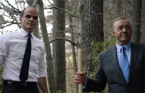 Netflix presenta un nuevo adelanto de House of Cards 4