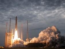 El primer satélite EpicNG de Intelsat fue lanzado desde las Guyanas Francesas, a bordo del Ariane 5, el miércoles 27 de enero