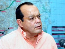 Salvador Mansell, titular de la cartera de Energía y Minas de Nicaragua