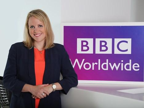 Anna Gordon, EVP y directora gerente de BBC Worldwide para Latinoamérica y el US Hispanic