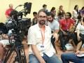Sony Pro FS5 con Nicolas Puenzo en Cartagena