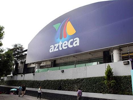 Azteca Estudios mar16
