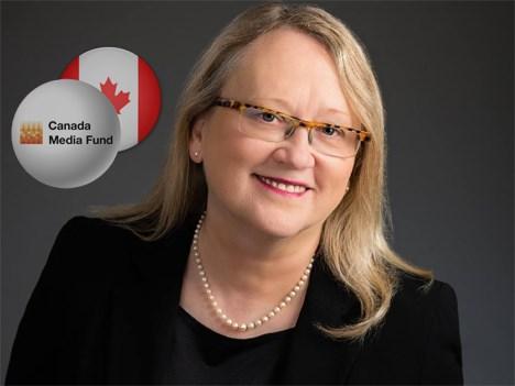 Valerie Creighton, Canadian Media Fund