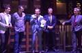 Disney Media Distribution Latin America presentó la serie El César junto al boxeador Julio César Chávez