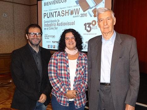 Punta Show 16 D Arriola, Dominguez y Miguel Smirnoff