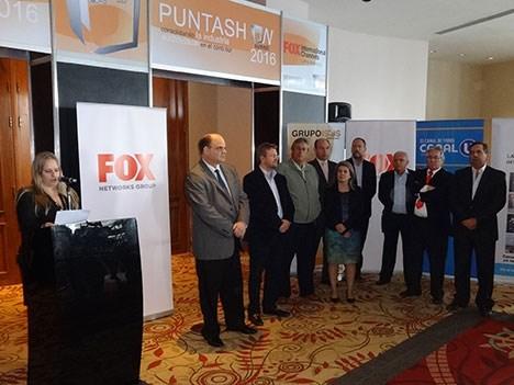 Punta Show 16 D1 Inauguración