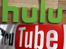 Hulu y YouTube trabajan en servicios online de TV en vivo