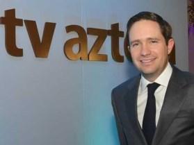 Benjamín Salinas Sada, CEO de TV Azteca