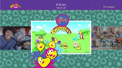 BBC Worldwide lanza app de CBeebies en Totalplay México
