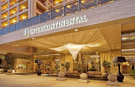 Intercontinental Los Angeles Hotel