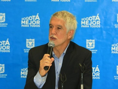 Bogotá Enrique Peñalosa alcalde 2