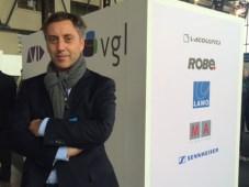 Francisco Jaramillo, gerente comercial de VGL