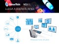 Newtek presenta nuevo flujo de trabajo IP en Buenos Aires