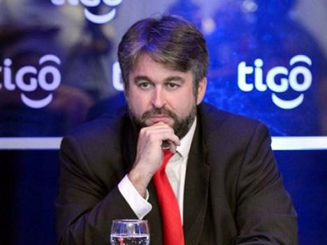 Tigo Paraguay José Perdomo