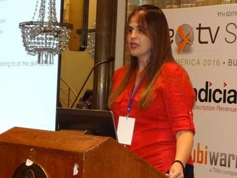 Sandra Conejos, de Amino Communications