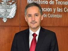 Germán Darío Arias Pimienta, director ejecutivo de la CRC