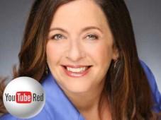 Susanne Daniels, directora global de contenidos originales del servicio de suscripción YouTube Red