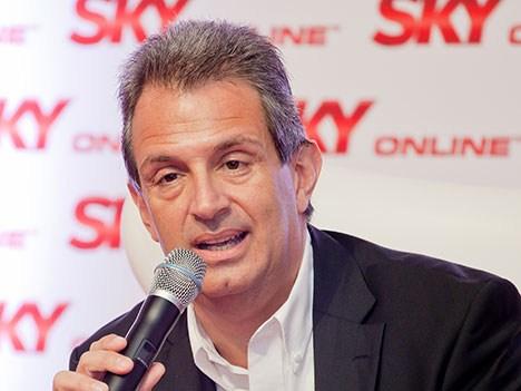 Luis Eduardo Baptista da Rocha, presidente de Sky