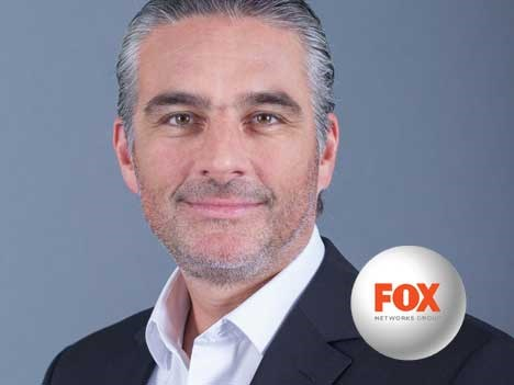 Edgar Spielmann, EVP y COO de Fox Networks Group Latin America