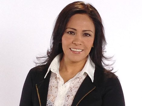 Vanessa Velázquez, project manager