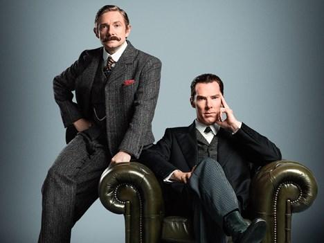 BBC presenta trailer de la cuarta temporada de Sherlock
