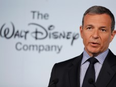 Robert A. Iger, presidente y CEO de The Walt Disney Company