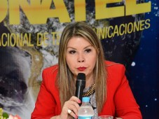 Paraguay Teresita Palacios Conatel