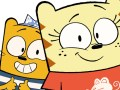 The Ollie & Moon Show, serie producida por Cottonwood Media y distribuida por Federation Kids & Family